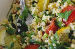 Восточный салат «Табуле»