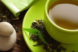 Зелёный чай с тмином