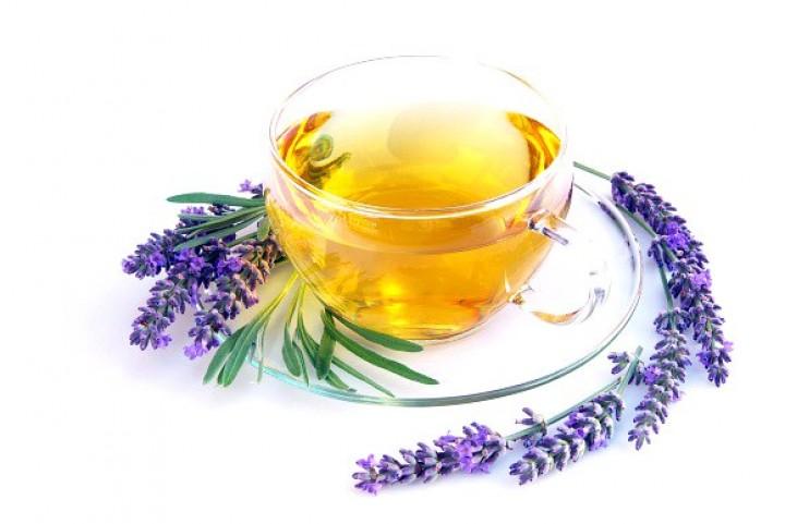 Чай с лавандой и фенхелем