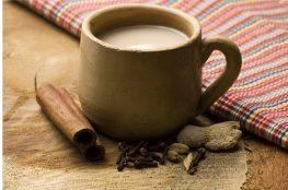 Чёрный чай с пряностями