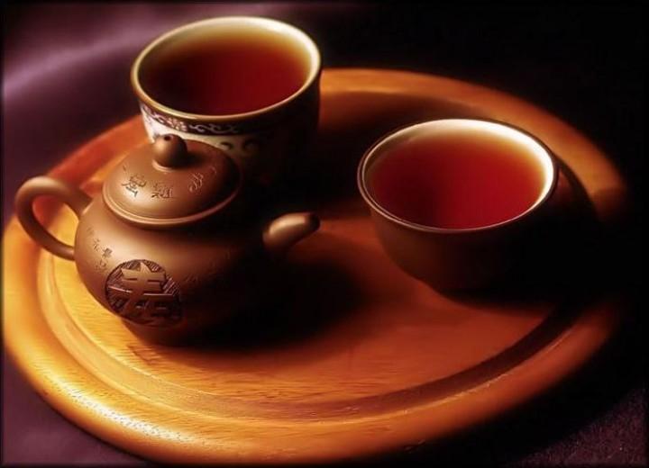Медовый чай с перцем