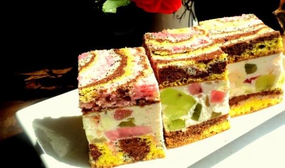 Торт «Пляцок»