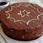 Cake «Swan Lake»