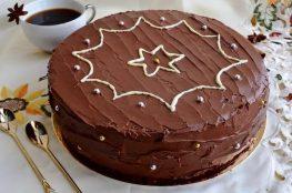 Торт «Лебединое озеро»