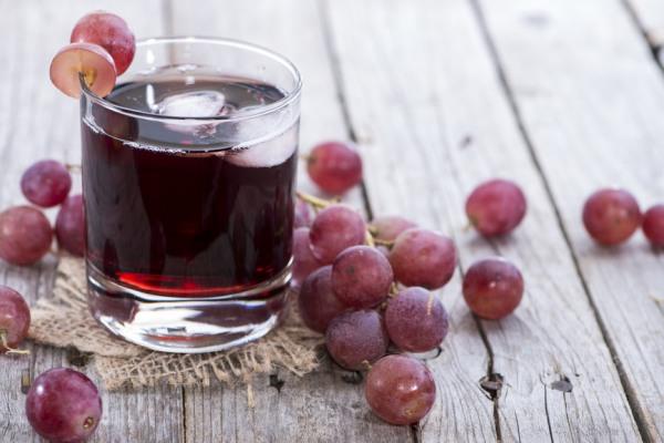 Маринованный и моченый виноград