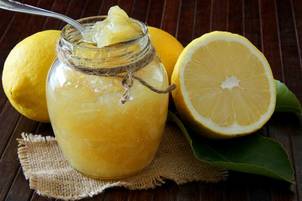 Варенье «Лимонный мед»