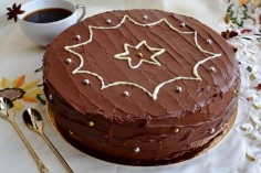 Торт «Лебедине озеро»