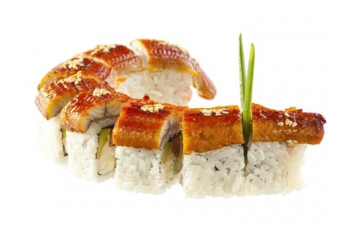 Суши. Часть 2