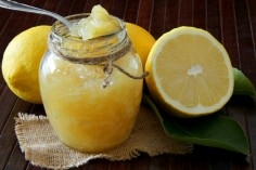"Jam ""Honey Lemon"""