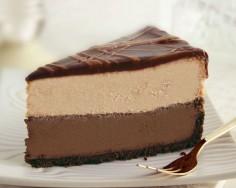 Помадка «3 шоколада» (Fondant aux 3 chocolats)