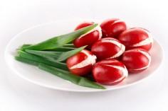 Помідорні тюльпани