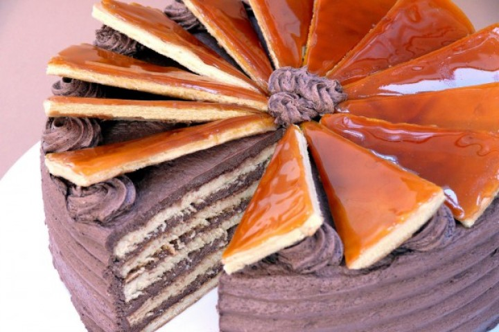 Cake Dobos