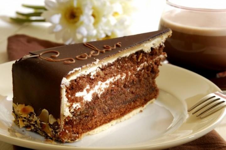 "Chocolate cake ""Sacher"""