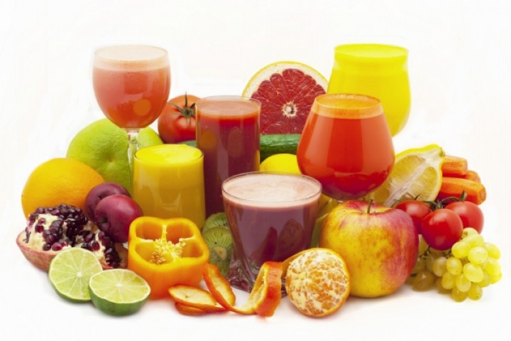 Fresh juices for weight loss