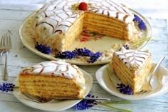 Торт «Эстерхази»